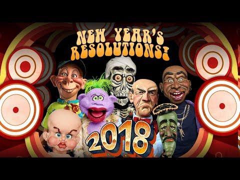 New Year's Resolutions 2018 | JEFF DUNHAM