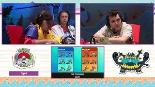2017 Pokémon World Championships: VG Masters Top 4, Match B