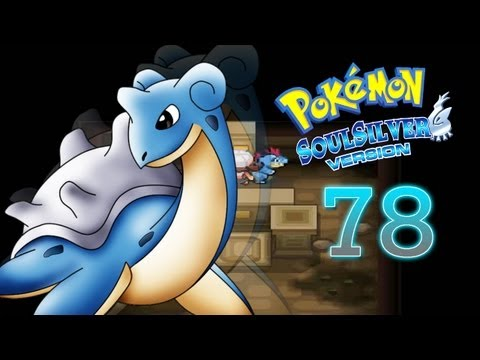 Let's Play Pokemon Soul Silver Part 78: Alph Rätsel und Lapras