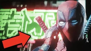 DEADPOOL 2 Breakdown! All Easter Eggs & References YOU MISSED!