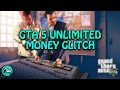 GTA 5 UNLIMITED MONEY GLITCH STORYMODE II NEW WAYS II EASY WAYS