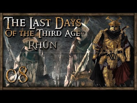 [8] THE FALL OF ROHAN! THE END OF MAN! - M&B: Warband (The Last Days - Rhun)