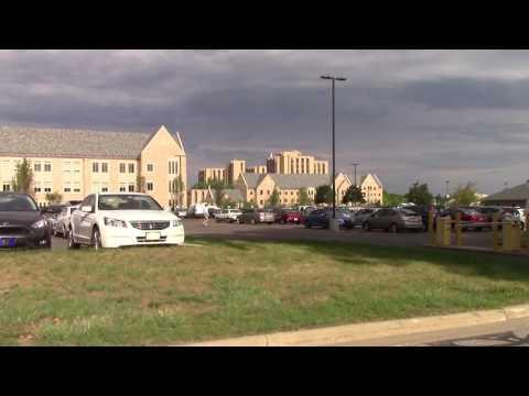 Notre Dame Vlog 2: Moving Into Notre Dame