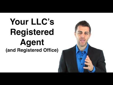 LLC Registered Agent: Form an LLC (6/11)