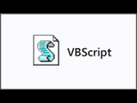 11 VBScript-OpenExcelFile-ReadData from it-Excel File handling using VB Script