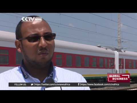 Track linking Ethiopia to Djibouti sea port to open in October