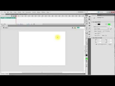 Introduction to Flash (CS5) - The Basics