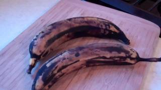 Understanding Ripe Plantains And A Quick Recipe