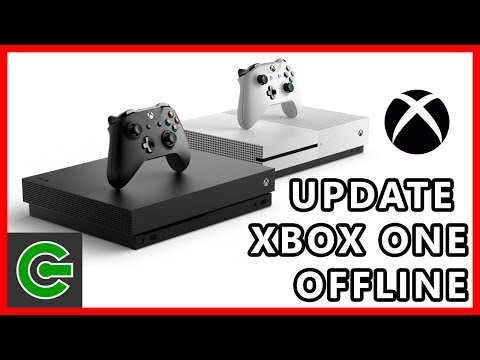 How to update Xbox One Offline