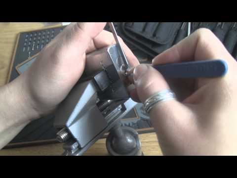 Master Lock No. 532 padlock picked Out of the box from Gaelic Wolfling