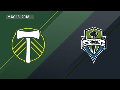 HIGHLIGHTS: Portland Timbers vs. Seattle Sounders FC | May 13, 2018
