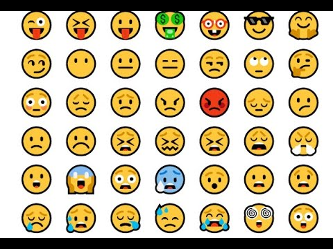 New Emoji's are now in Windows10
