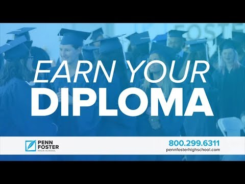 You CAN Earn Your High School Diploma | Penn Foster