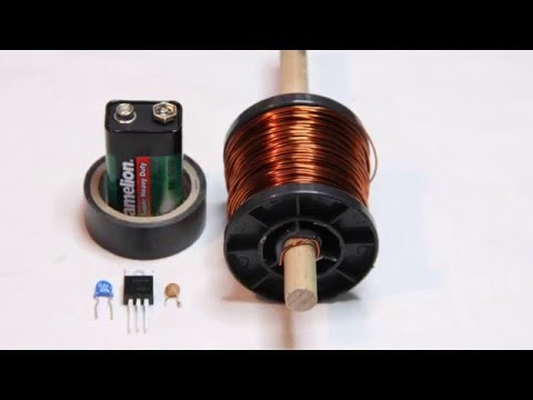 How to make micro emp generator -