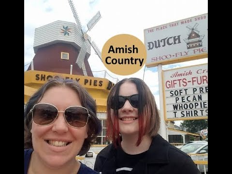 Day 5 ~ Amish Country PA   Buffet Lunch   Souvenir Shopping • NYC Land & Sea Cruise Vlogs [ep10]