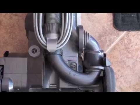 Dyson DC17 Maintenance, Part 1a