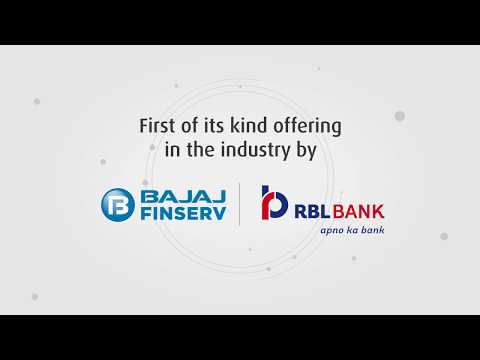 Bajaj Finserv RBL Bank Platinum Choice SuperCard | HD