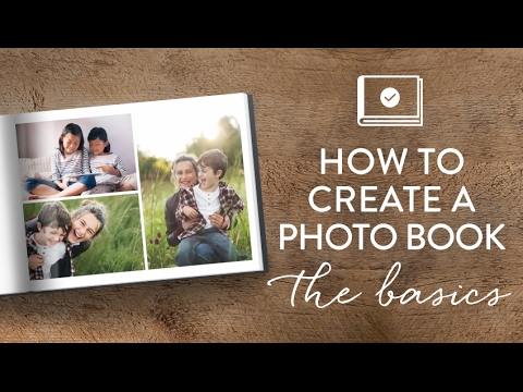 How to create a photo book: The basics