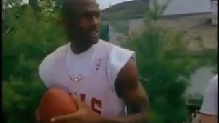 Throwback To Michael Jordan Casually Saying He Could Throw A Football 65 Yards, Then Doing It