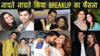 Top 18 TV Couples Who Broke Up After Participating On Nach Baliye