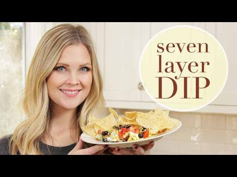 7 Layer Chip Dip!!