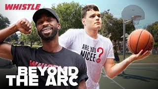 HILARIOUS NBA Impersonations   How FamousLos & MaxIsNicee Went VIRAL