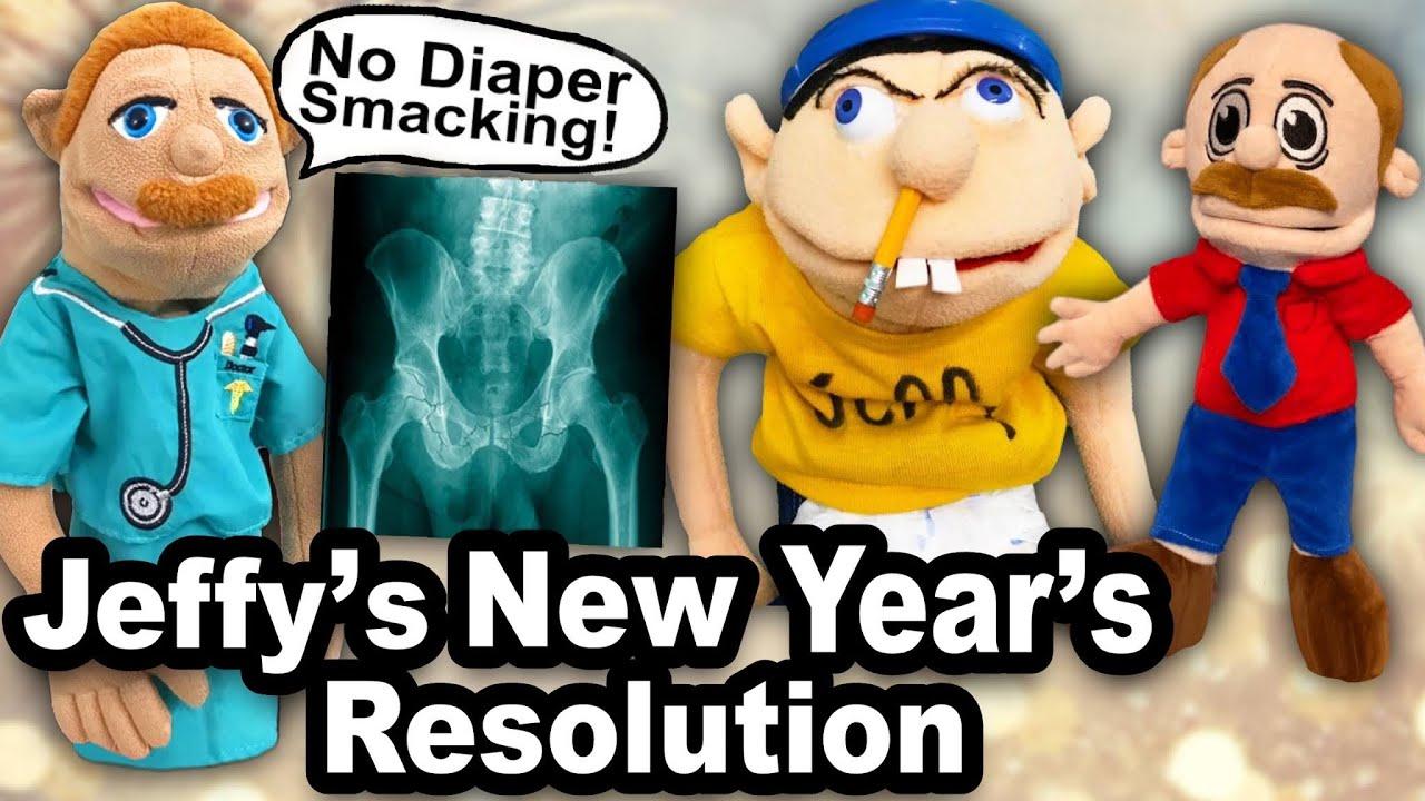 SML Movie: Jeffy's New Year's Resolution