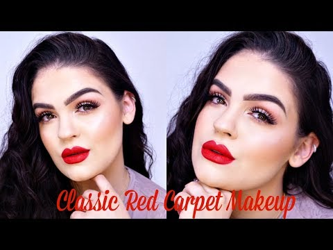 Classic Red Carpet Special Occasion MAKEUP TUTORIAL
