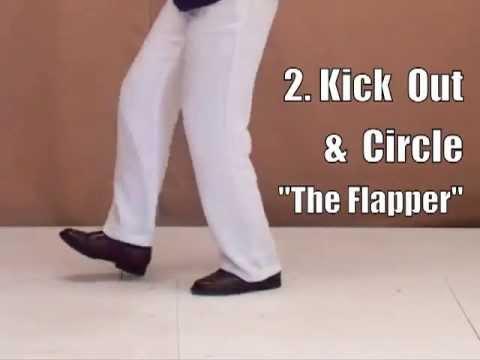 How to dance easy Irish sean nos dance steps - JIGS
