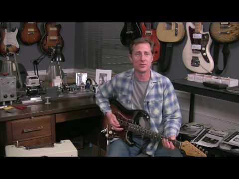 Fralin Pickups - Vintage Output Split Blades - high gain demo