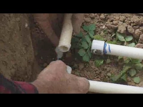 How to Install a Sprinkler System Part 2