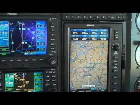 Cessna 310 Flight from Charleston, SC(KCHS) to Gwinnett, GA(KLZU) strong headwinds