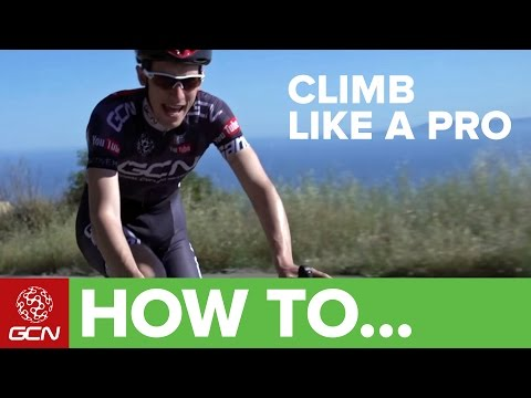 How To Climb Like A Pro | Road Cycling Tips