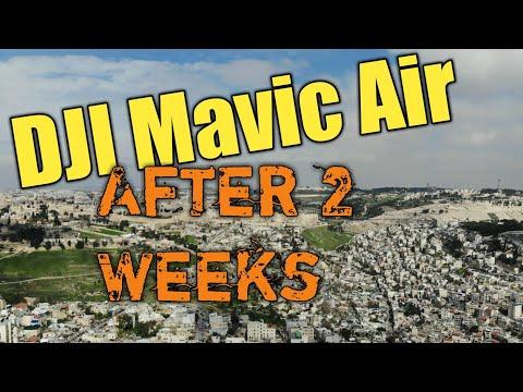DJI Mavic Air - two weeks Review
