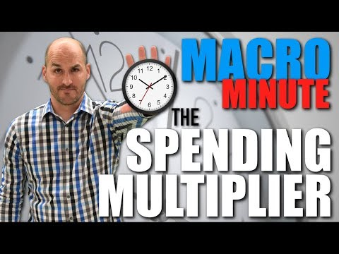 Macro Minute -- The Spending Multiplier
