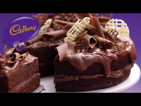 How to make Chocolate Lattice Shapes - AUS