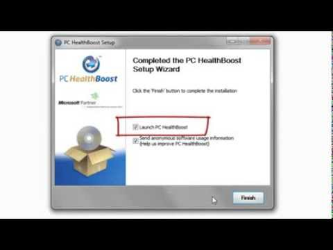 PC Health boost   Top Converting Registry Cleaner