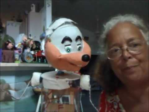 PART 5 HOW TO MAKE AN ANIMATRONIC