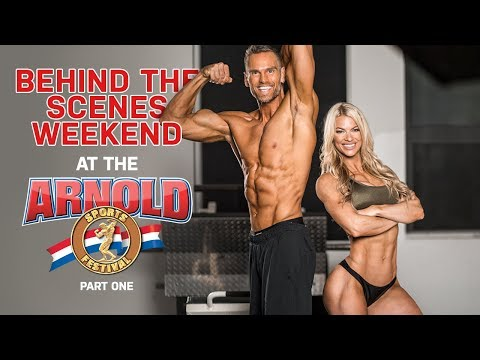 ARNOLD CLASSIC 2018 - THE PHOTO SHOOTS, THE EXPO AND THE SUPERSTARS - PART 1