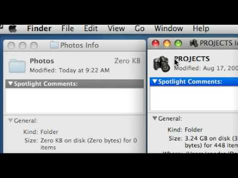 How to Change Mac Desktop File Icons