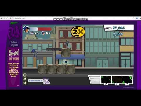 Friv Gameplay 1  BATMAN!!!