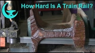 How Hard Is A Train Rail?