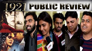 1921 Public Review: Zareen Khan | Karan Kundra | Movie Review | FilmiBeat