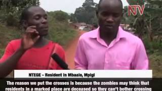 Tales of Zombies & witchcraft in Gomba