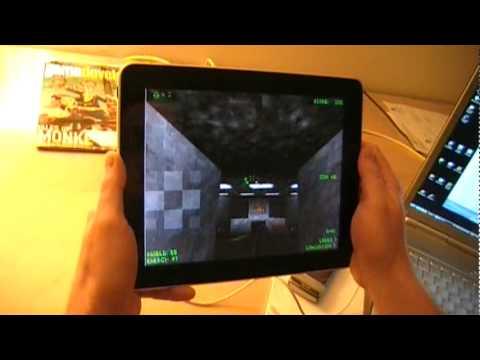 Descent iPad port