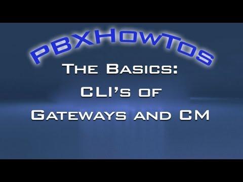 Avaya Gateways CLI Commands | Part 1 - BASH Commands