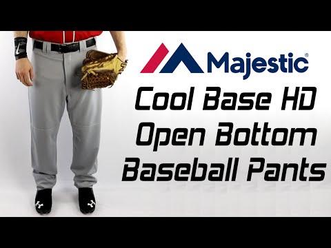 Majestic Cool Base HD Baseball Pants - Homegrown Sporting Goods