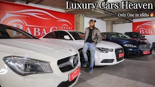Cheapest Luxury Cars In India 🔥 | Mercedes | Bmw | Jaguar | Audi | My Country My Ride
