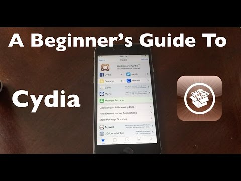How to Use Cydia: The Beginner's Guide to Jailbreaking iOS!