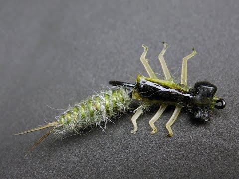 Fly Tying Copper John Bead Head Nymph Stonefly Cases